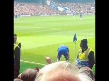 Kibice Arsenalu wyzywają Fabregasa
