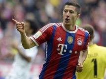 Bayern Monachium - Hannover 96 4:0