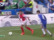 Chelsea Londyn - Arsenal Londyn 2:0