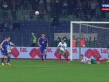Bułgaria - Chorwacja 0:1