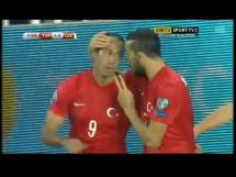 Turcja - Czechy 1:2