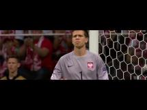 Wojciech Szczęsny vs Niemcy