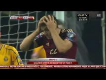Rosja - Mołdawia 1:1
