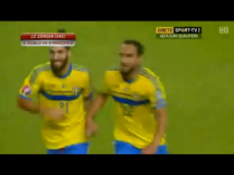Szwecja - Liechtenstein 2:0