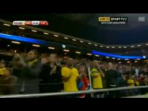 Katastrofalny błąd bramkarza Liechtensteinu w meczu ze Szwecją