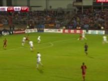 Luksemburg - Hiszpania 0:4