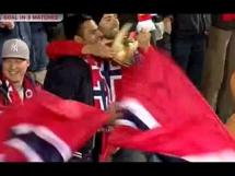 Norwegia - Bułgaria