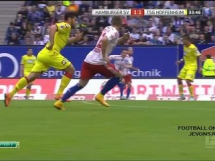 Hamburger SV - Hoffenheim 1:1