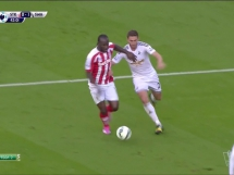 Stoke City - Swansea City 2:1