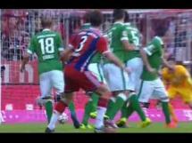 Bayern Monachium - Werder Brema 6:0