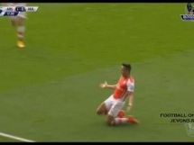 Arsenal Londyn 2:2 Hull City
