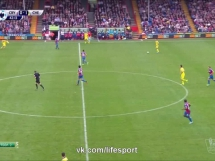 Crystal Palace 1:2 Chelsea Londyn
