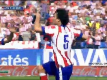 Atletico Madryt - Espanyol Barcelona 2:0
