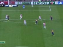 FC Barcelona - Ajax Amsterdam 3:1