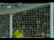 Olympiakos Pireus - Juventus Turyn 1:0