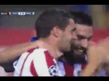 Atletico Madryt - Malmo FF