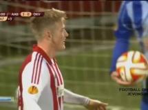 Aab Aalborg - Dynamo Kijów 3:0