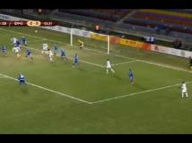 Dynamo Mińsk - Guingamp 0:0