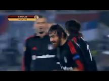 Partizan Belgrad - Besiktas Stambuł 0:4