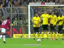 Borussia Dortmund - Hannover 96 0:1