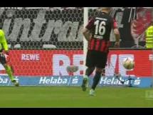 Eintracht Frankfurt - VfB Stuttgart 4:5