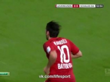 Bayer Leverkusen - Schalke 04 1:0