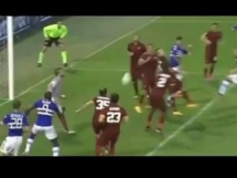 Sampdoria 0:0 AS Roma