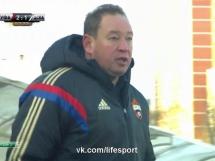 Ufa - CSKA Moskwa