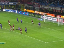 AC Milan - Fiorentina 1:1