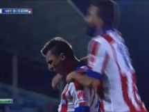 Getafe CF - Atletico Madryt 0:1