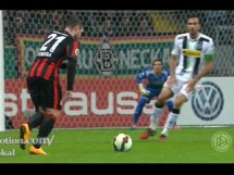 Eintracht Frankfurt - Borussia Monchengladbach