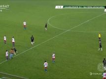 Kibic HSV zaatakował Franka Ribery'ego!