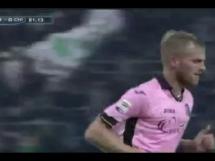 US Palermo - Chievo Verona 1:0