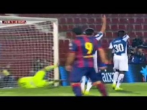 Espanyol Barcelona - FC Barcelona 1:1 (2:4 karne)