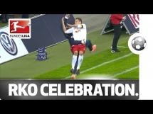 Wyjątkowa celebracja gola w wykonaniu piłkarza RB Lipsk