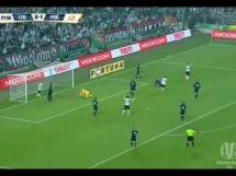 Legia Warszawa - Pogoń Szczecin 1:1 (3:1)