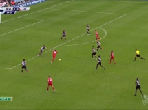 Newcastle United 1:0 Liverpool