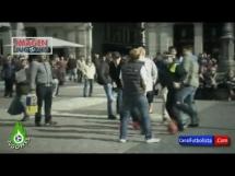 Kibic Liverpoolu aresztowany w Madrycie