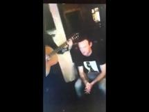 Rooney śpiewa piosenkę Eda Sheerana