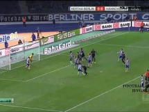 Hertha Berlin 0:2 Hannover 96