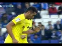 Espanyol Barcelona - Villarreal CF 1:1