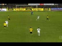 Niesamowity samobój Kramera w meczu BVB z Gladbach