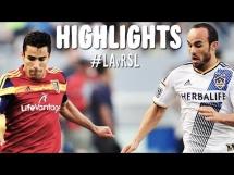 Los Angeles Galaxy - Real Salt Lake 5:0