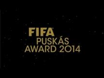 Gole nominowane do nagrody Puskasa