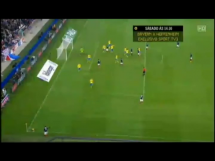 Francja - Szwecja 1:0