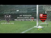 Atletico Mineiro - Flamengo 4:0