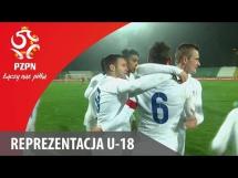 Polska U18 - Anglia U18 1:4