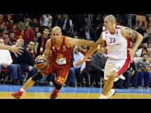 Galatasaray - Crvena Zvezda 110:103