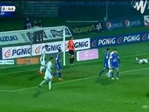 Ruch Chorzów - Śląsk Wrocław 1:0