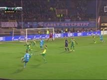 Zenit St. Petersburg - Kuban Krasnodar 1:0